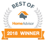 Home Advisor Best of 2018 Badge